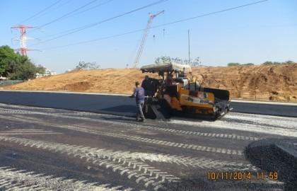 פיתוח וכבישים הרצליה – חניון הר שומרון