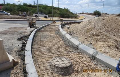 ביצוע עבודות פיקוח וסלילת כבישים בעפולה